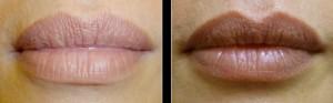 kalıcı makyaj dudak